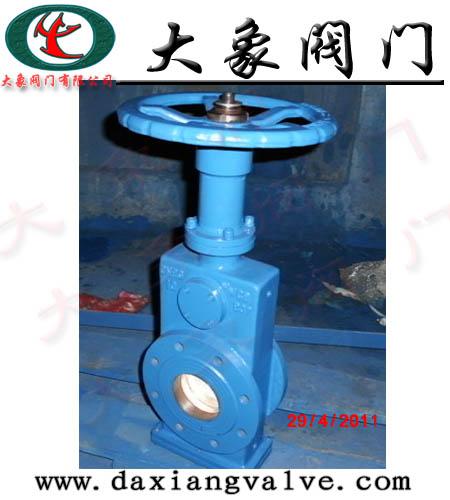 z41tc单闸板耐磨陶瓷闸阀图片